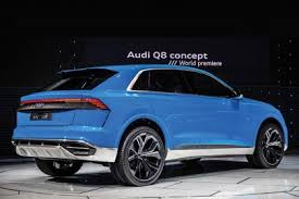 new 2018 audi q8 suv specs engines and release date auto express