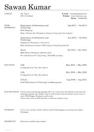 How To Type A Resume Mesmerizing How To Type Resume Colbroco