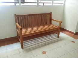 Teak wood furniture malaysia teakwoodgardenbench teakbench gardenfurniture outdoorfurniture modernfurnituremalaysia outdoorteakwoodselangor