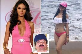 How El Chapo was flanked by 100 gunmen when he proposed to his beauty queen  wife and married her on her 18th birthday