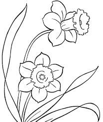 Line art coloring pages for spring & floral mandalas. Spring Flowers Colouring Pages To Print Spring Day Cartoon Flower Coloring Pages Spring Coloring Pages Book Page Flowers