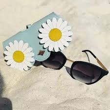 Sun Cover Photo Cute Sun Cover Funny Leather Sunglass Cover Suncover Glasses Clip