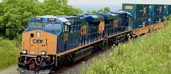 csx corporation sitting tight after