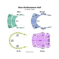 Bass Performance Hall Fort Worth Seating Chart Bass Performance Hall Fort Worth Event Venue Information