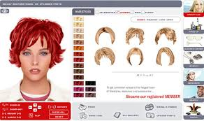 Virtual Hairstyle 30 Wonderful The Best Virtual Makeovers For Hairstyles And Makeup Hair And Beauty