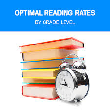 Optimal Silent Oral Reading Rates By Grade Level