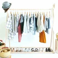 Child Size Coat Rack Magnificent Childrens Coat Rack Full Size Of Clothing Rack With Coloured Tip