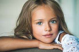 fille russe en monde