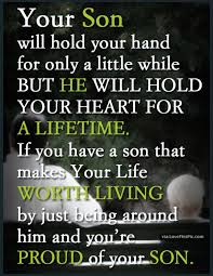 Inspirational Quotes From A Loving Mom To Her ChildrenSons