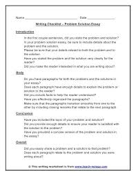 sample problem solution essay sample essays sample problem  sample problem solution essay problem and solution essay topics examples problem solutions essay topics problem solution