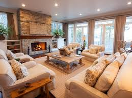 traditional family room furniture. Inviting Living Room In Lake Tahoe Retreat Traditional Family Furniture