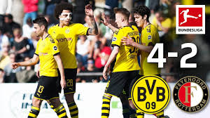 Our geographic scope of work spans the western united states. Borussia Dortmund Vs Feyenoord Rotterdam 4 2 Highlights First Bvb Win This Year Youtube