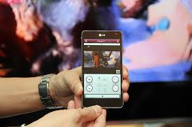 lg tv remote app. don\u0027t like both the standard remote control and magic remote? you can use your smart device as a wi-fi-based too by using lg tv app. lg tv app