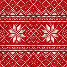 Christmas Pattern Sweater
