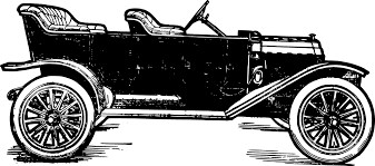Classic Car Clipart