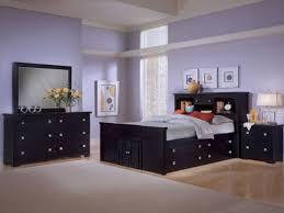 Purple And Black Bedroom Decor Dark Blue And Black Bedroom
