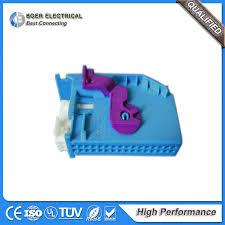 1719058 12 car wiring loom ecu plug
