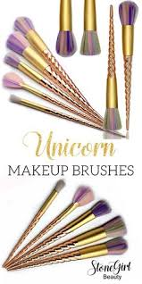 our new unicorn makeup brushes are on the way