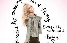 Britney Spears Designs For Candies Wwd