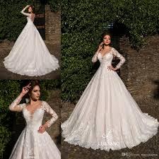 robe de mariage arabe lovely acheter arabe modeste manches longues col en v une ligne robes de