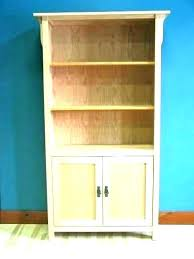 bookcases cherry bookcase with glass doors solid bookshelves wood