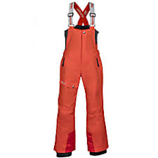 Marmot Boys Size Chart Marmot Boys Rosco Bib Hot Orange Fast And Cheap Shipping