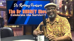 RC Thompson on the Dr Rodney Show TV Show with Dr Rodney Pearson - YouTube