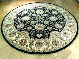 5 foot round rug 6 rugs fantastic 9 ft area diameter bath jute