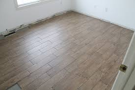 Wood Tile Floor Patterns Simple Tips For Achieving Realistic Faux Wood Tile Chris Loves Julia