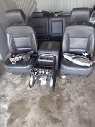 2016 2018 silverado leather seats