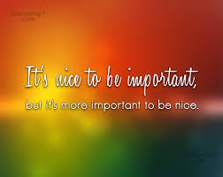 Be Nice Quotes Enchanting Attitude Quotes And Sayings Images Pictures Page 48 CoolNSmart