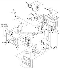 generac generator wiring diagram generac image generac 0057351 parts list and diagram gp17500 on generac generator wiring diagram