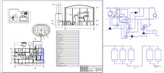 Учебные проекты котельных котельные агрегаты курсовые и  Курсовой проект Отопительно производственная котельная с двумя котлами ДЕ 25 14 в г