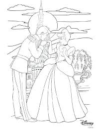 Free Printable Cinderella Coloring Pages Print Coloring Games