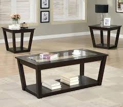 wood and glass side table brown glass coffee table set steal a sofa furniture ca wooden side table glass top