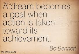Dream Achievement Quotes