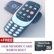 nokia 3310 sim free. [special promo] new nokia 3310 (black)dual sim with 16gb memory card nokia sim free