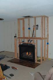 diy gas fireplace corner fireplace ideas with electric fireplace insert at whole s fireplace