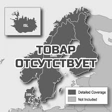 <b>Карта</b> дорог Garmin <b>Navteq City</b> Navigator: Europe NT – Nordics за ...