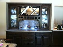 Alluring Built In Bar Cabinets Built In Home Bar Cabinets In Southern  California Woodwork Creations