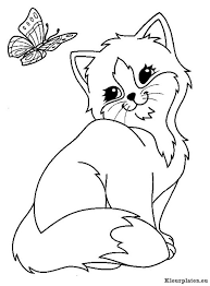 Kittens Kleurplaat 515341 Kleurplaat