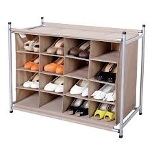 shoe organizer cubby