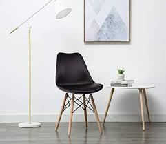 Apex Office Design Savya Home By Apex Chair Contemporary Home Office Dining Chair Black