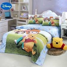 the pooh sheets bed double neutral spot bedding winnie toddler set post