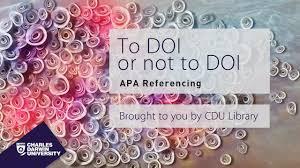 Apa Referencing Guide Libguides At Charles Darwin University