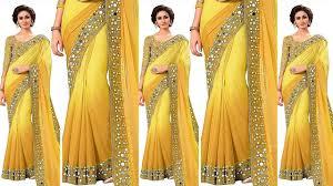 Designer Wall Sarees Buy Designer Party Wear Sarees With Price Sarees Online Shopping Cheapest Saree Rates