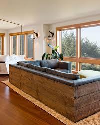 rustic wooden sofa design.  Rustic Rustic Modern Sofa Designs  Source JH Interior Design On Wooden
