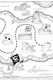 Treasure Map Coloring Pages Inspirational Apple Tree Coloring Page