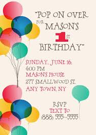 Balloon Birthday Invitations Balloon Birthday Printable Package In Primary By Letstopitoff