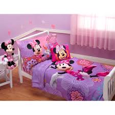 Minnie Mouse Bedroom Set Full Size Comforter Twin Queen Bedding ...